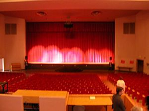 Skyline High Farnsworth Theater (Inside)