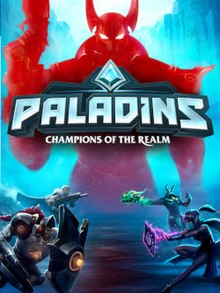 Paladins Video Game Wikipedia