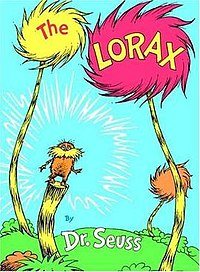 The Lorax Lesson Plans, Worksheets, Printables