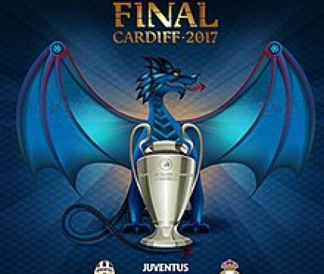 Uefa Champions League Final Programme Jpg