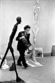 Sculptor Alberto Giacometti by Henri Cartier-Bresson Wikipedia