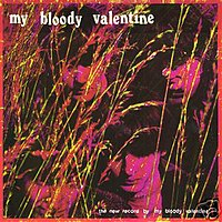 The New Record by My Bloody Valentine cover
