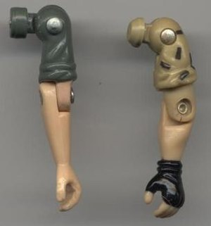 1982 arm compared to post-1982 arm