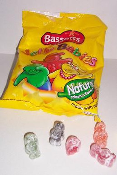 Wikipedia: Jelly Babies