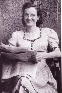 Lilly Wust - Wikipedia, the free encyclopedia