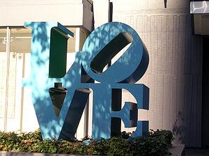 Robert Indiana Vancouver Love