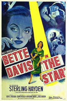 The Star, 1952 film poster.jpg