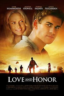 Love And Honor Poster Jpg