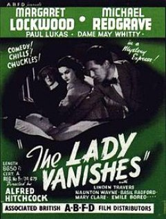Image result for the lady vanishes 1938
