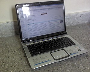 HP Pavilion dv6000z Laptop