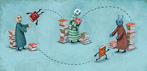 BookMooch illustration