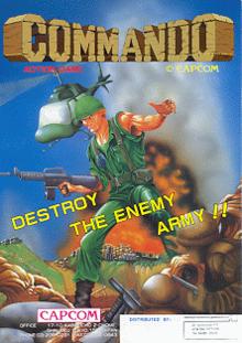 Commando Video Game Wikipedia