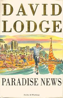 Hardback edition of Paradise News