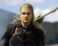 Orlando Bloom as Legolas in Peter Jackson's li...