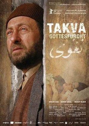 Takva: A Man's Fear of God