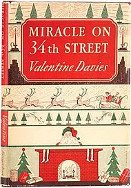 Miracle On 34th Street Novella Wikipedia