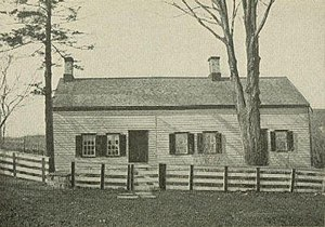 Birthplace of Fanny Crosby