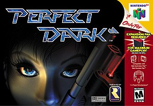 European Nintendo 64 cover art