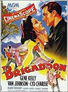 Brigadoon (french poster).jpg