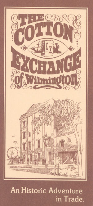 Cotton Exchange of Wilmington