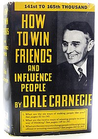 How to win friends and influence people (Dale Carnegie)