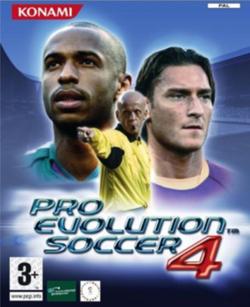 Pro Evolution Soccer 4 Coverart.png