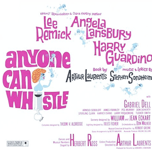 Original Broadway Cast Recoding CD Cover