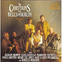 Album cover, The Bells of Dublin