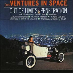 The Ventures In Space (1963)