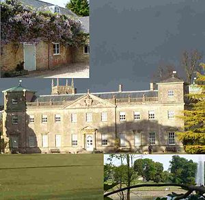 Lydiard Park collage
