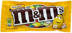 Peanut M&M's, introduced in 1954.