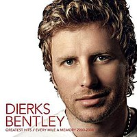 Greatest Hits/Every Mile a Memory 2003-2008 cover