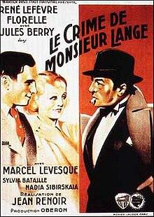 1936 Le crime de Monsieur Lange.jpg
