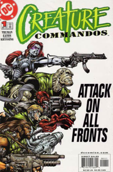 New Creature Commandos