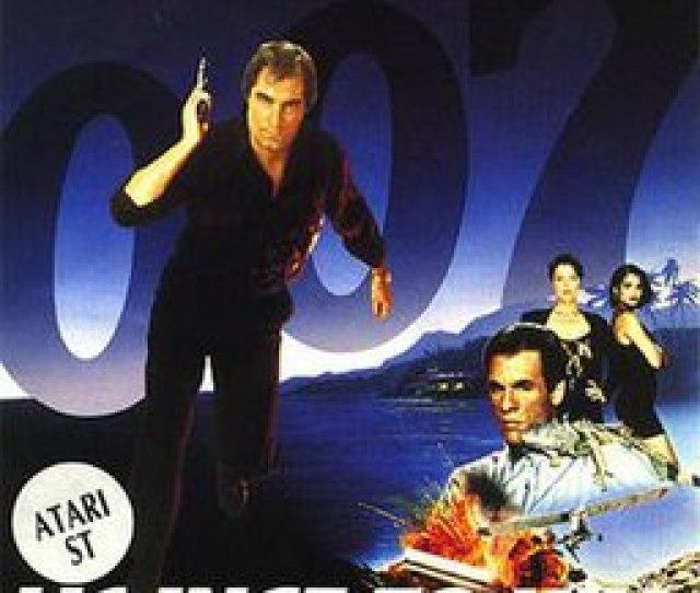 James Bond Licence Atari Jpg