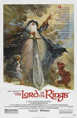 The Lord of the Rings (1978 film)