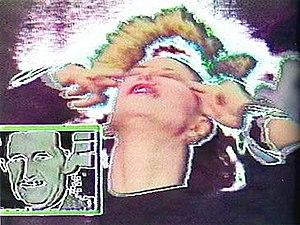 """Pop singer Sapho performs """"TV Is Eating u..."""