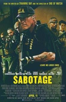 Sabotage (2014 film poster).jpg