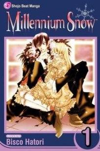 Millennium Snow English volume 1 cover.jpg
