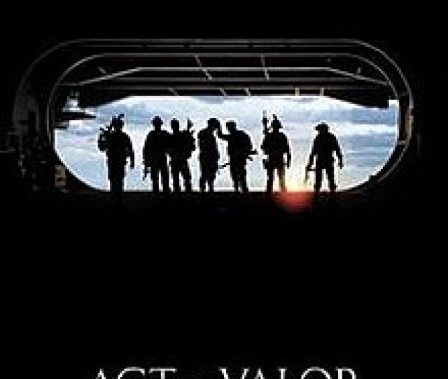 Act Of Valor Poster Jpg