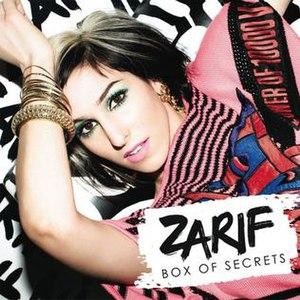 Box of Secrets (Zarif album)