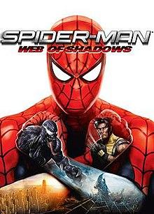 Spider Man Web Of Shadows Wikipedia