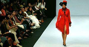 Karachi Fashion show