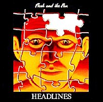 Headlines album cover