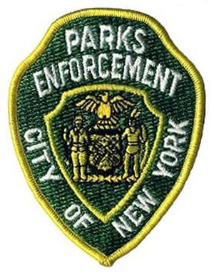 New York City Parks Enforcement patch