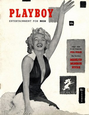 The first issue of Playboy, published in Decem...