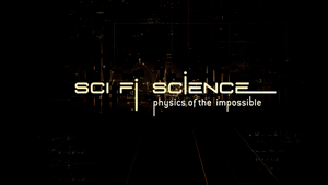 Intertitle from the Science Channel television...