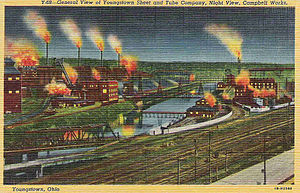 Youngstown Sheet & Tube Co., 1920s