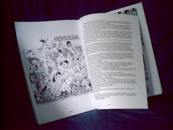 Space Opera: The Artist's Book, Michael J. Wel...