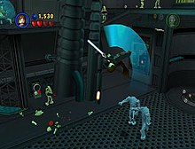 Lego Star Wars The Video Game Wikipedia